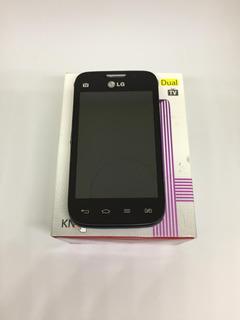 Lg L40 Tv D175 - Dual, Android 4, 4gb 3g Wi-fi - Usado