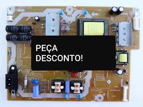 Placa Fonte Tv Panassonic Tc-40ds600b Ou Be/nova!