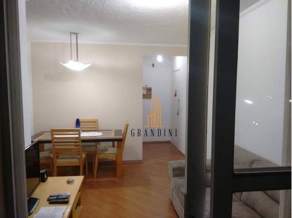 Apartamento Com 2 Dormitórios À Venda, 58 M² Por R$ 270.000,00 - Utinga - Santo André/sp - Ap1501
