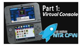 3ds 1334 Jogos Cia Do Virtual Console