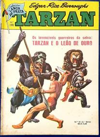 Tarzan, Nº 42 (3ª Série) - Coleção Lança De Prata