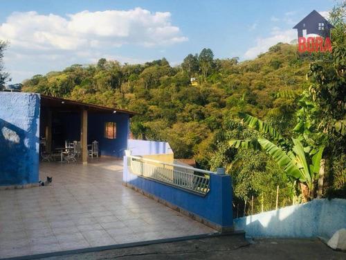Chácara Com 3 Dormitórios À Venda, 1300 M² Por R$ 395.000,00 - Luiz Fagundes - Mairiporã/sp - Ch0358