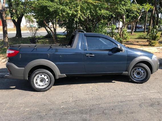 Fiat Strada Working 1.4 2015 Unico Dono - Baixa Km