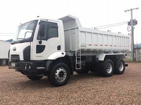 Caminhão Ford Cargo 2622 Traçado 6 X 4 Ano 2012 Basculante