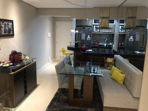 Apartamento Com 3 Dorms, Vila Augusta, Guarulhos - R$ 510 Mil, Cod: 3642 - V3642