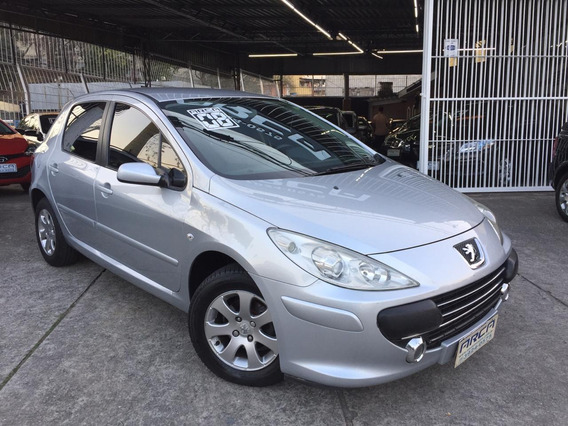 Peugeot 307 1.6 Presence Completo Ano 2008