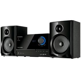 Micro System Mondial Bluetooth Cd Player 50w Rms Ms09 Bivolt