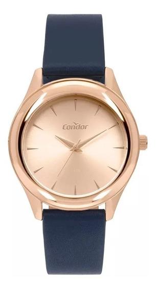 Relógio Condor Feminino Co2035mqn/t2j Original Barato