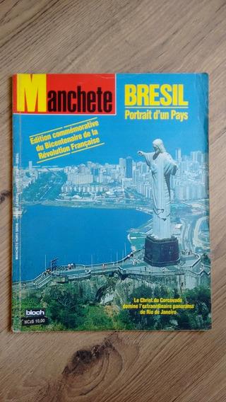 Revista Manchete Em Francês Rio De Janeiro Brasil N711