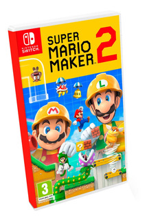 Juegos Nintendo Switch Super Mario Maker 2 Nuevo Meses /u