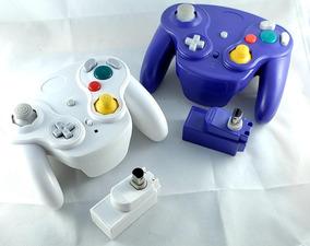 Controle, Joystick Sem Fio De 2,4ghz Para Cube, Nintendo Wii
