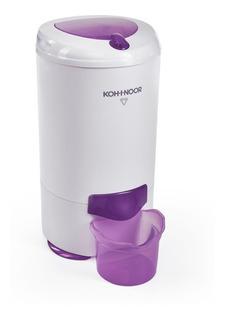Secarropa Kohinoor Centrifugado 5.5 Kg C-755 Blanco Plastico