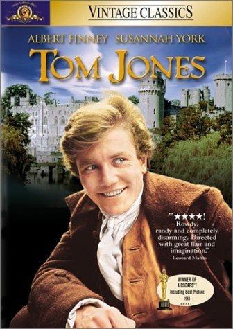 As Aventuras De Tom Jones - Dvd Filme Legendado