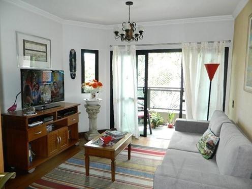Flat Residencial À Venda, Vila Clementino, São Paulo. - Fl0792