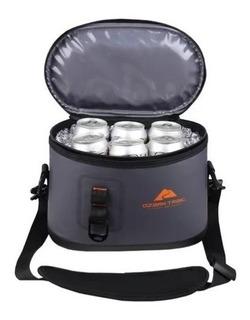 Hielera Ozark Trail Premium 6 Latas Camping Pesca Cacería
