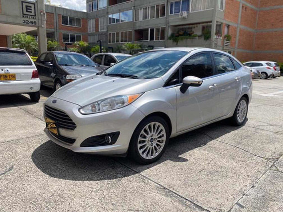 Ford Fiesta Fiesta Titanium Aut