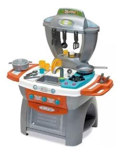 Cocina Juguete Nena Rondi Maxi Chef Con Agua Y Sonido