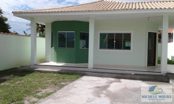 Casa Em Condomínio Para Venda Em Araruama, Ponte Dos Leites, 2 Dormitórios, 1 Suíte, 1 Banheiro, 5 Vagas - 177