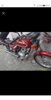 Honda 4 Stroke