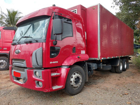 Ford Cargo 2429 Bau Frigorifico Ibiporã
