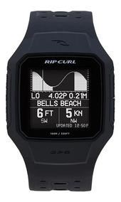 Relógio Rip Curl Search Gps 2 A1144 90 Preto Trestles Tábua