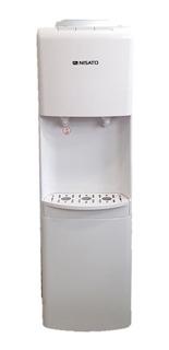 Despachador De Agua Frio/calor Color Blanco Marca Nisato