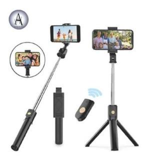 Palo Selfie Bluetooth Controltrípode Celular Titan Belgrano