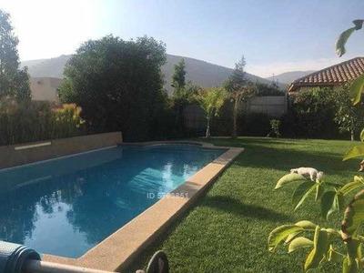Disponible Hermosa Casa En Condominio Montepiedra