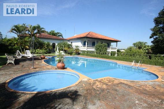Casa Em Condomínio Chácaras Do Peroba - Jandira - Ref: 569727