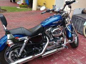 Hermosa Harley Davidson Custom 1200