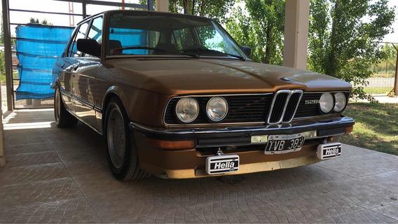 Bmw E12 528i Año 1981
