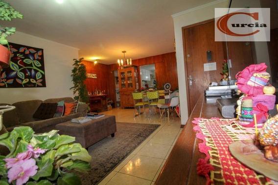 Apartamento Residencial À Venda, Aclimação, São Paulo. - Ap5071