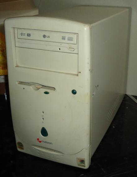 Pc / Computador Antigo Intel Celeron 800 Mhz Windows Xp