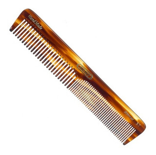 Kent Brushes Peine De Tocador 175mm- Grueso Y Fino