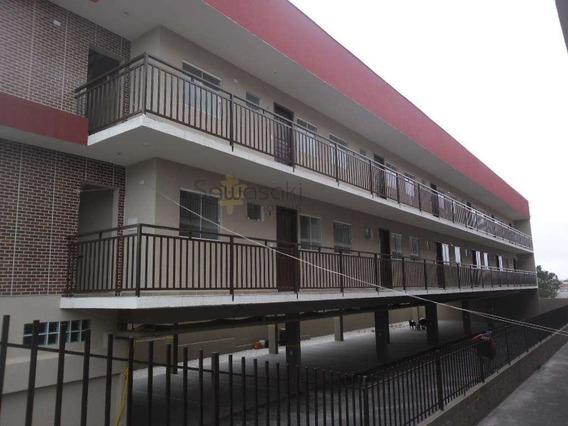 Apartamento A Venda No Bairro Jardim Bela Vista Em Piraquara - A-1566-1