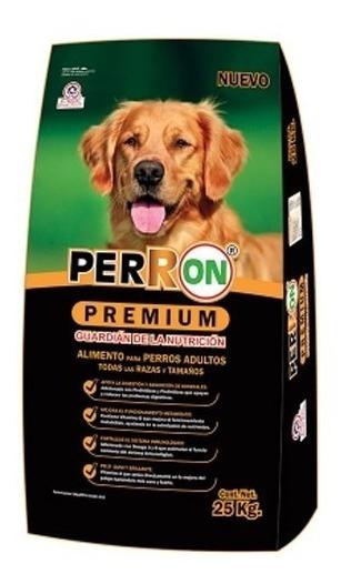 Alimento Para Perro Perron Adulto Premium 25kg