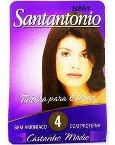 Tablet Santantonio Castanho Medio Cx 12 Unidades