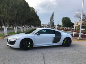 Audi R8 5.2l Coupe V10 Plus At