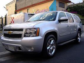Chevrolet Suburban C Piel Aa Dvd At 2012 Seminueva