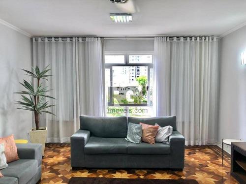 Apartamento À Venda, 191 M² Por R$ 604.000,00 - Ponta Da Praia - Santos/sp - Ap7382