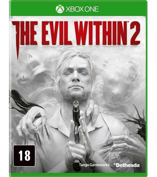 Xbox One - The Evil Within 2 - Lacrado Mídia Física C/ Nota