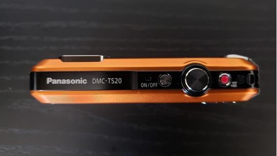Panasonic Lumix Dmc-ts20 A Prova D