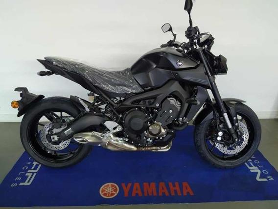 Yamaha Mt 09 Abs Preta 2020