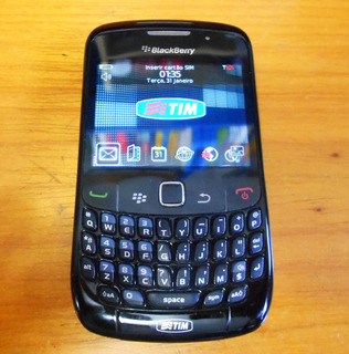 Blackberry Curve 8520 Wifi 2mp Mp3 Bluetooth