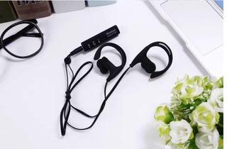 Auricular Bluetooth In Ear Tipo Gancho Stereo Con Control