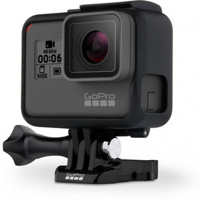 Câmera Digital Gopro Hero 6 Black 4k 12mp 10m - Original