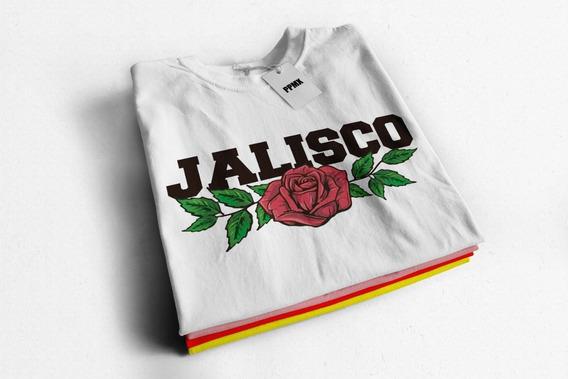 Playera De Moda Niña Y Dama Jalisco Lover