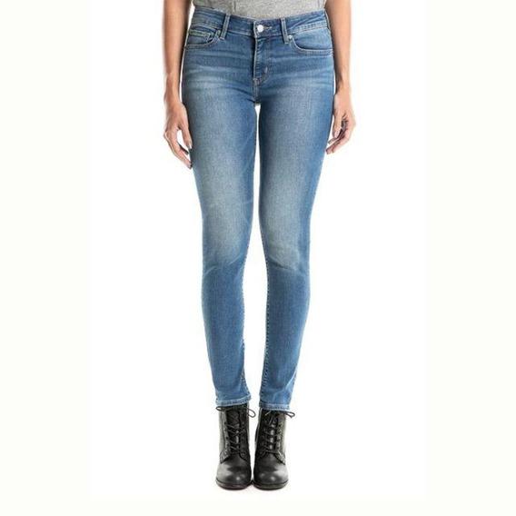 Calça Jeans Levis 711 Super Skinny