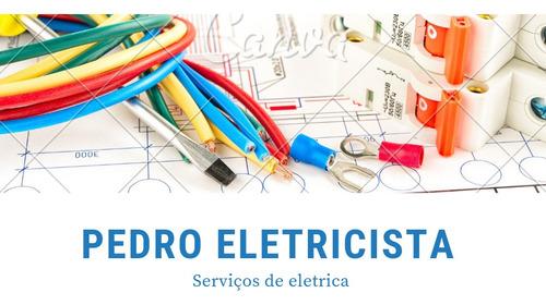 Imagem 1 de 1 de Serviços De Eletrica