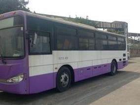 2016 Camión Urbano Autobus Minibus Daewoo Gas Natural Nuevo
